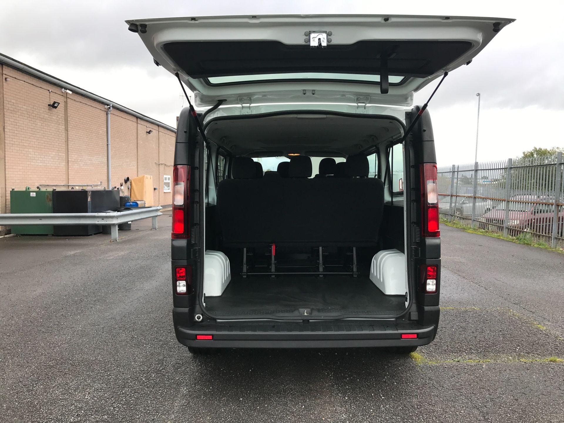 2018 Vauxhall Vivaro 2900 L2 H1 1.6CDTI 120PS  9 SEAT MINIBUS EURO 6 (DN68TVD) Image 20