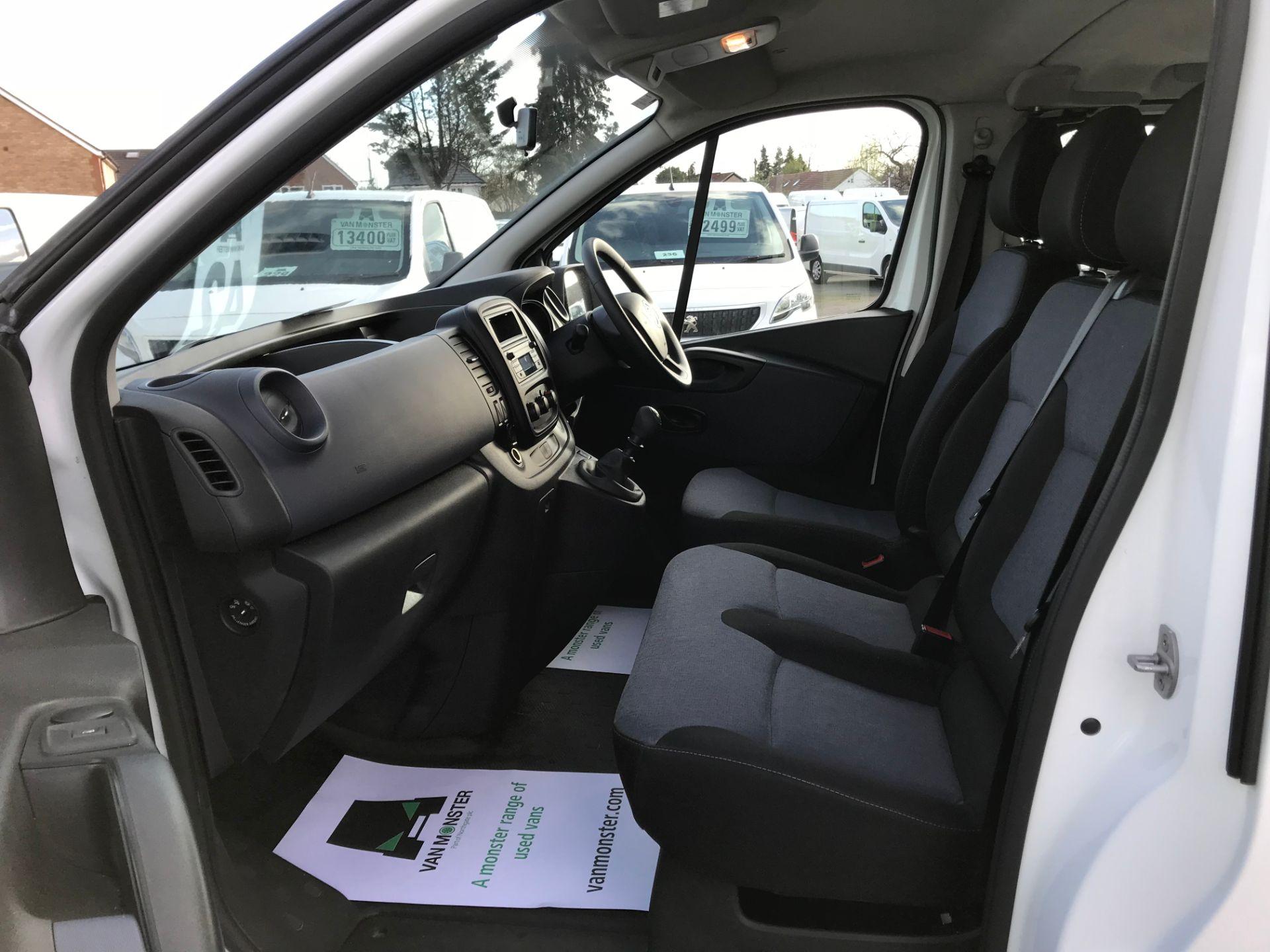 2018 Vauxhall Vivaro 2900 1.6Cdti 120Ps H1 Combi 9 Seat (DN68TWG) Image 20
