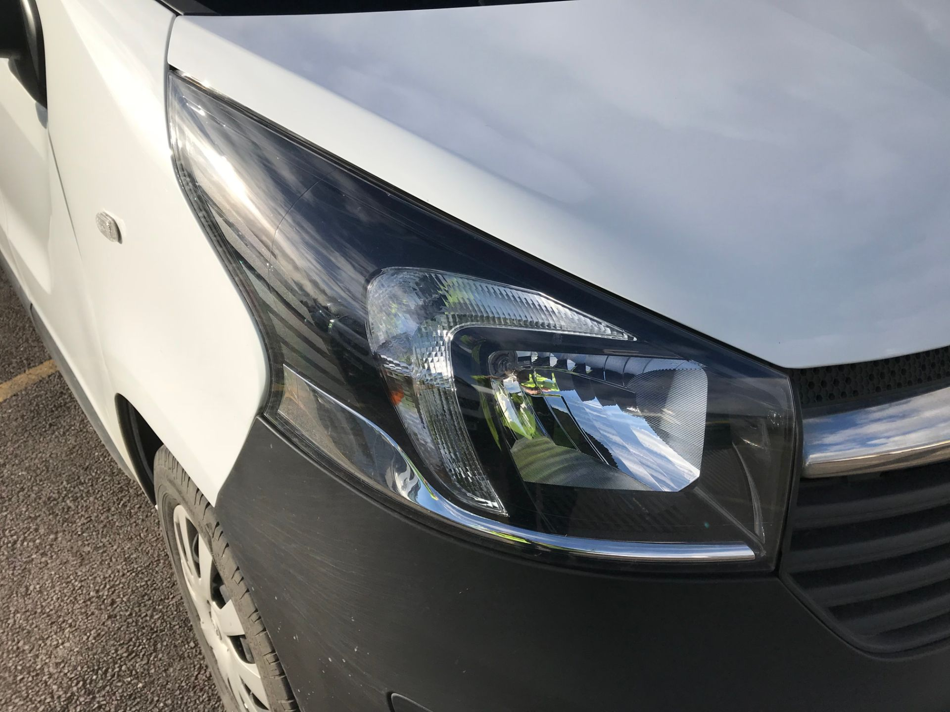 2018 Vauxhall Vivaro 2900 1.6Cdti 120Ps H1 Combi 9 Seat (DN68TWG) Image 16