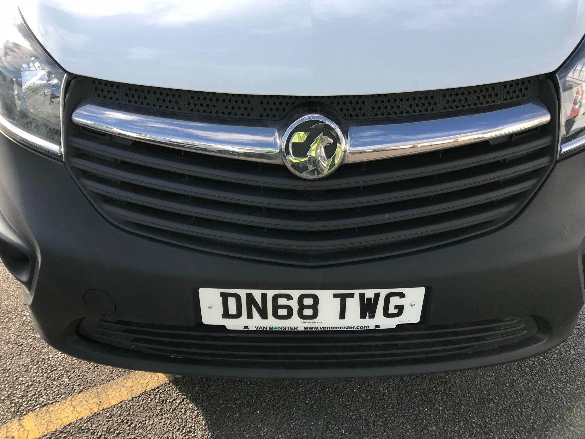 2018 Vauxhall Vivaro 2900 1.6Cdti 120Ps H1 Combi 9 Seat (DN68TWG) Image 14