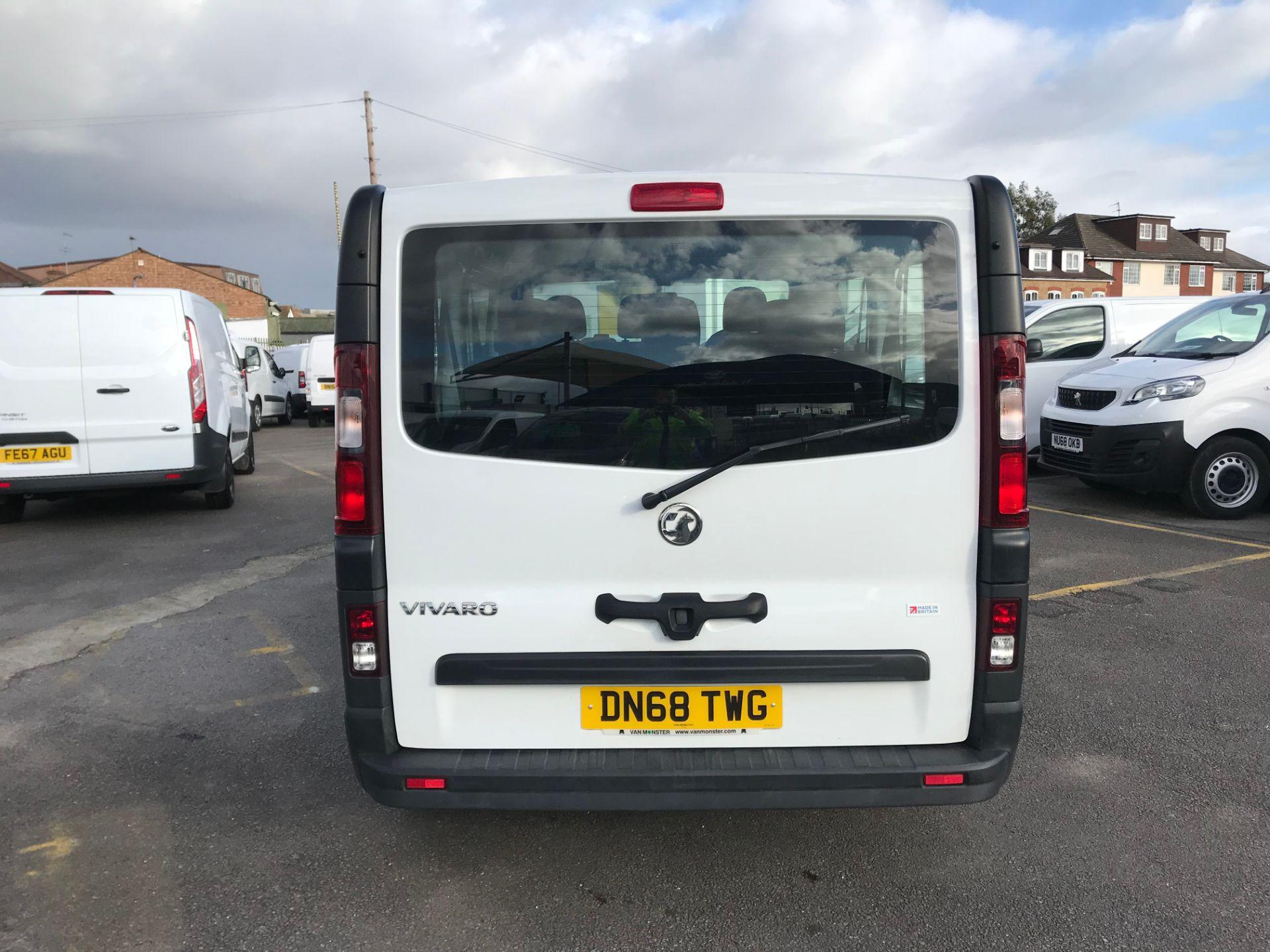 2018 Vauxhall Vivaro 2900 1.6Cdti 120Ps H1 Combi 9 Seat (DN68TWG) Image 6