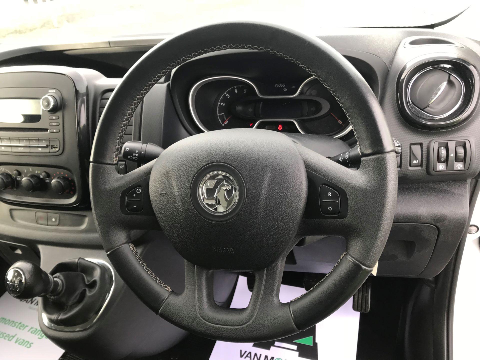 2018 Vauxhall Vivaro  L2 H1 2900 1.6 CDTI 120PS SPORTIVE EURO 6 (DN68YHH) Image 23
