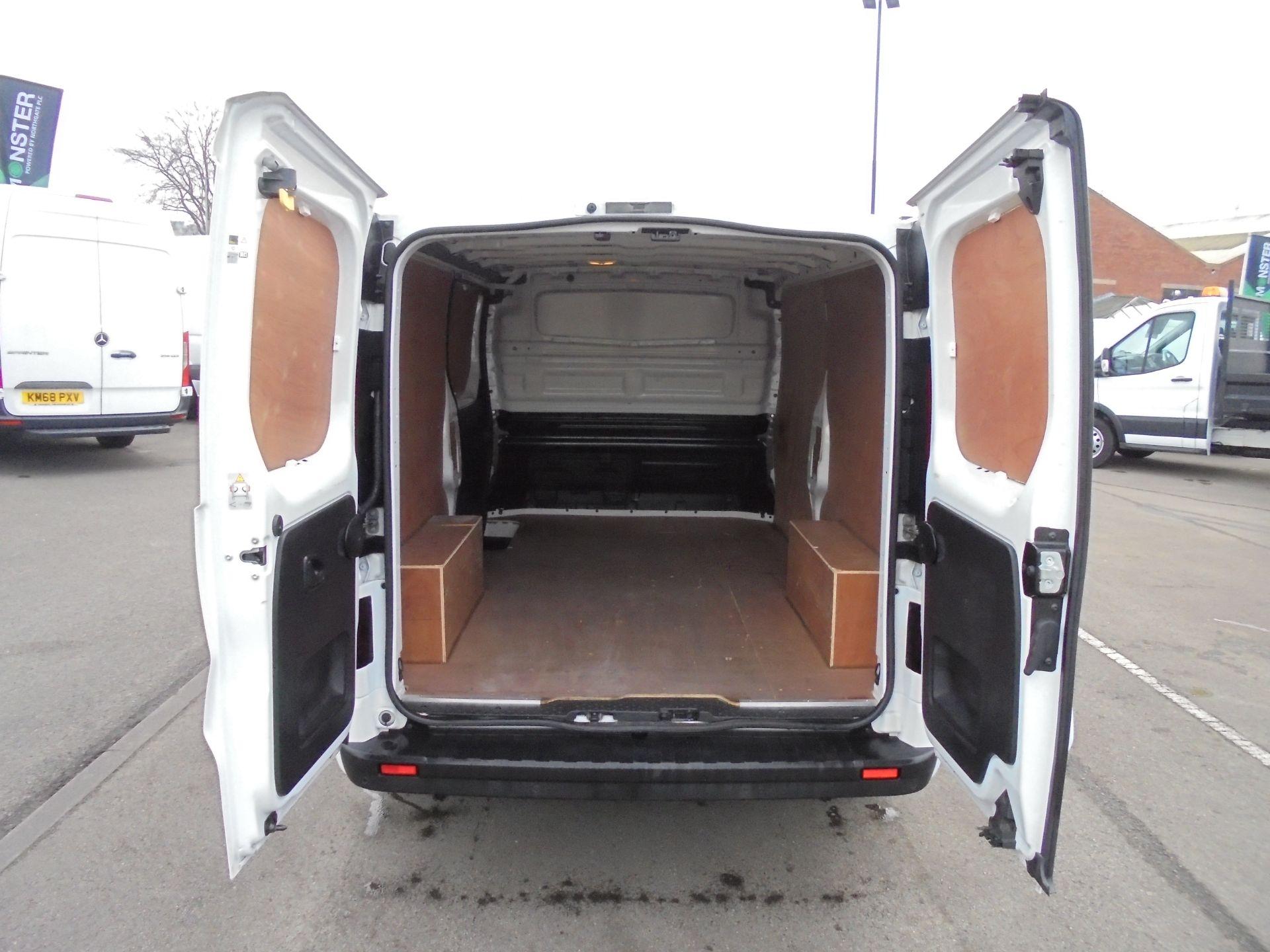2018 Vauxhall Vivaro 2900 1.6Cdti 120Ps Sportive L2 H1 Van (DN68YJO) Image 28