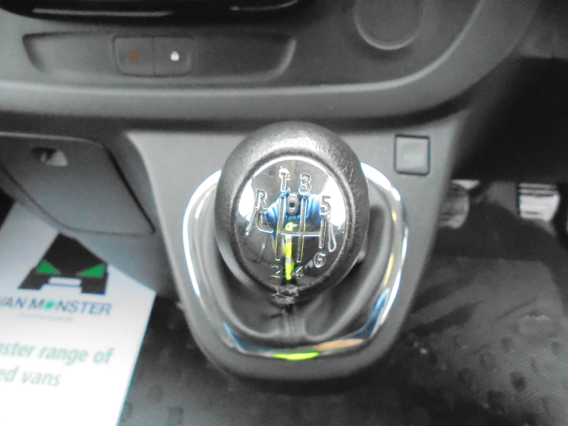 2018 Vauxhall Vivaro 2900 1.6Cdti 120Ps Sportive L2 H1 Van (DN68YJO) Image 21
