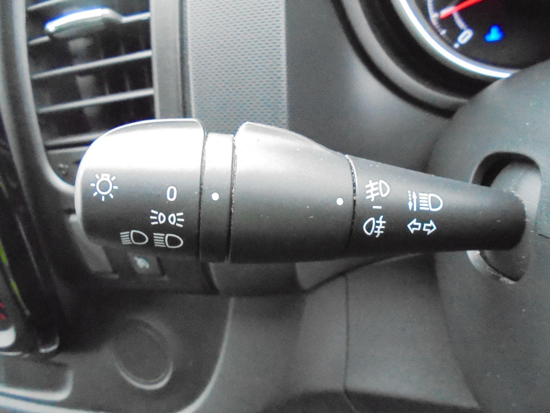 2018 Vauxhall Vivaro 2900 1.6Cdti 120Ps Sportive L2 H1 Van (DN68YJO) Image 15