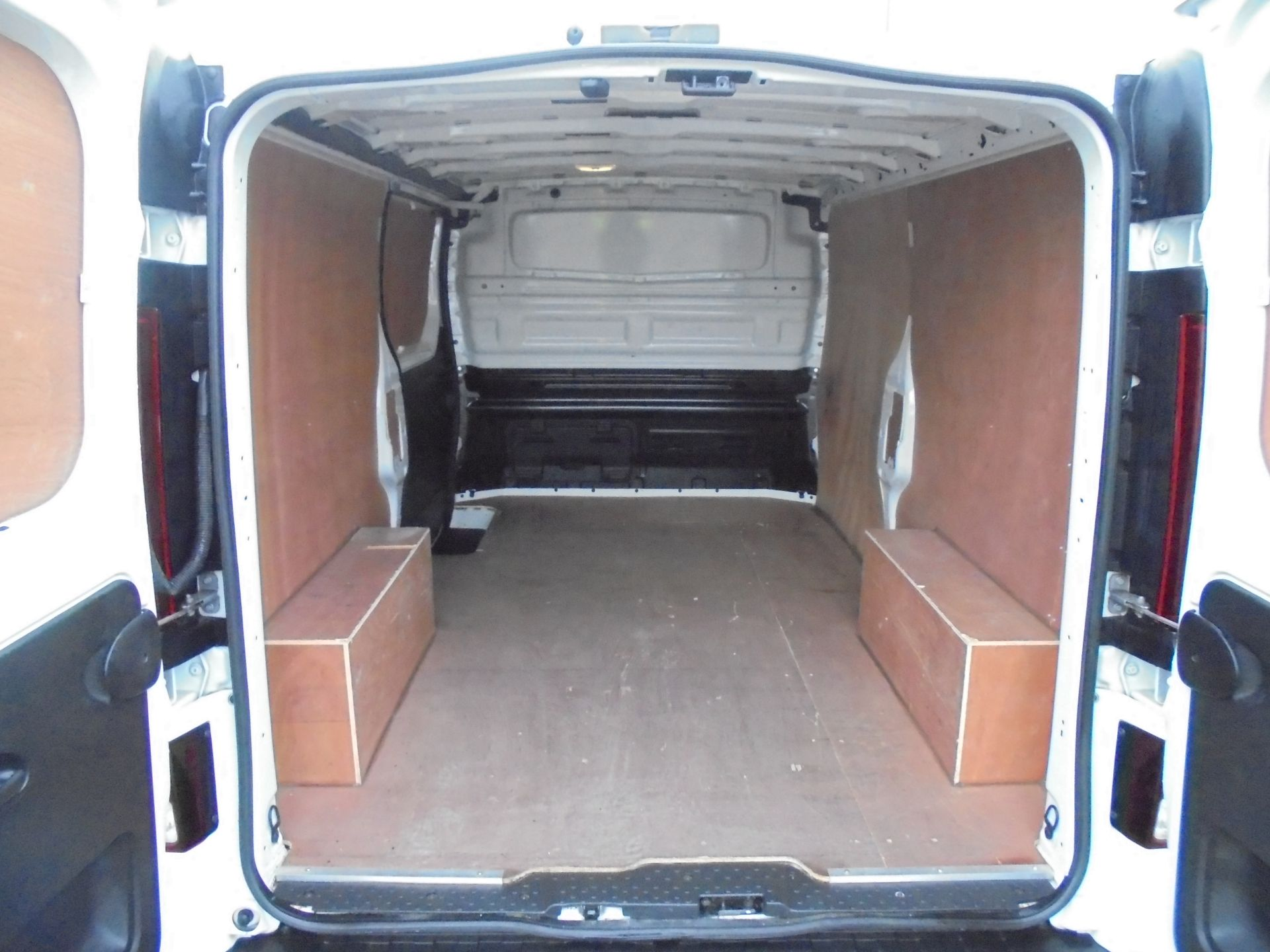 2018 Vauxhall Vivaro 2900 1.6Cdti 120Ps Sportive L2 H1 Van (DN68YJO) Image 29