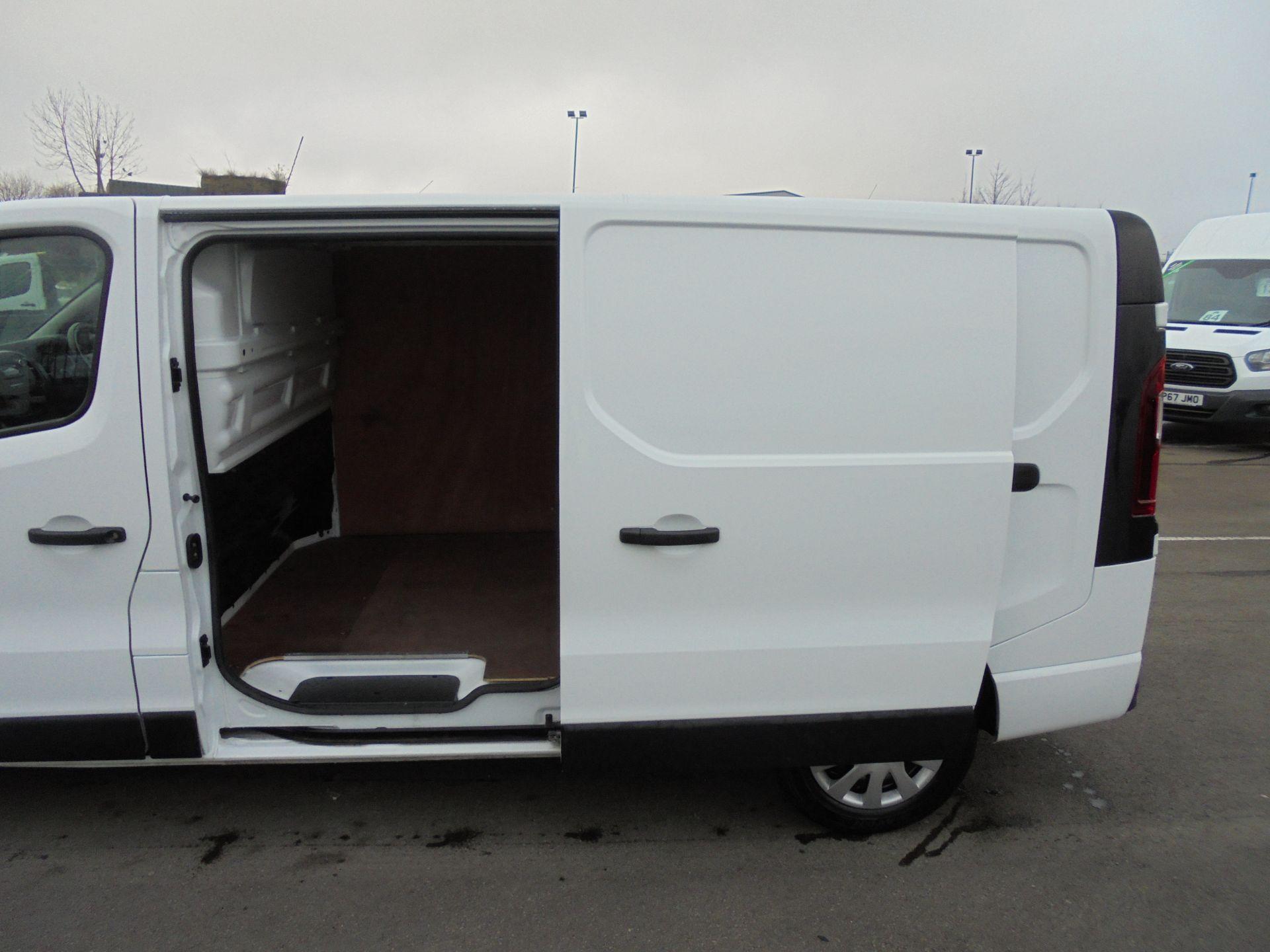 2018 Vauxhall Vivaro 2900 1.6Cdti 120Ps Sportive L2 H1 Van (DN68YJO) Image 25