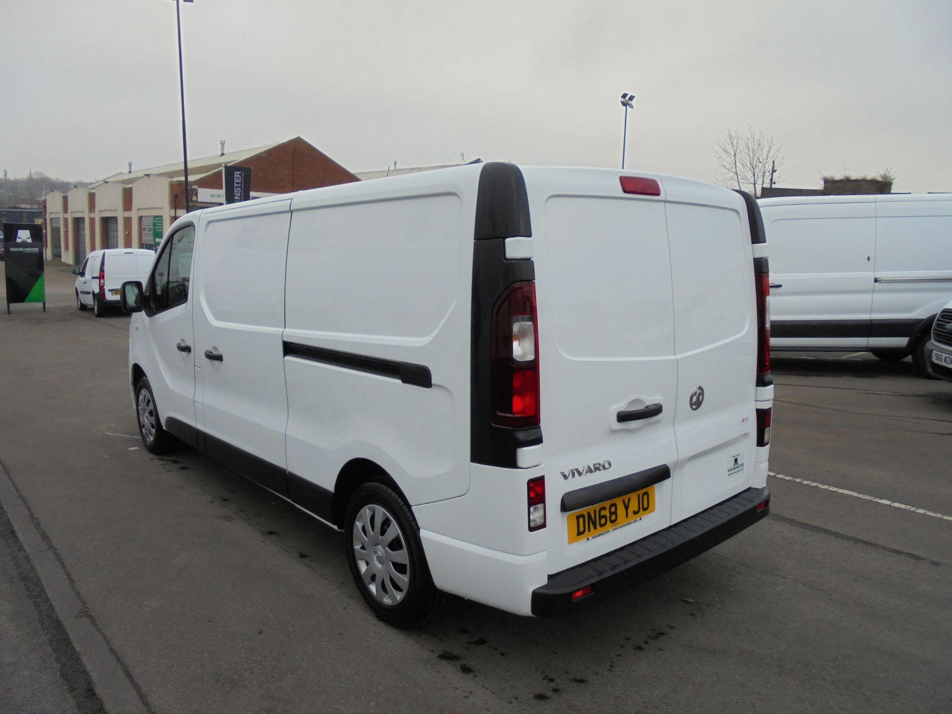 2018 Vauxhall Vivaro 2900 1.6Cdti 120Ps Sportive L2 H1 Van (DN68YJO) Image 5