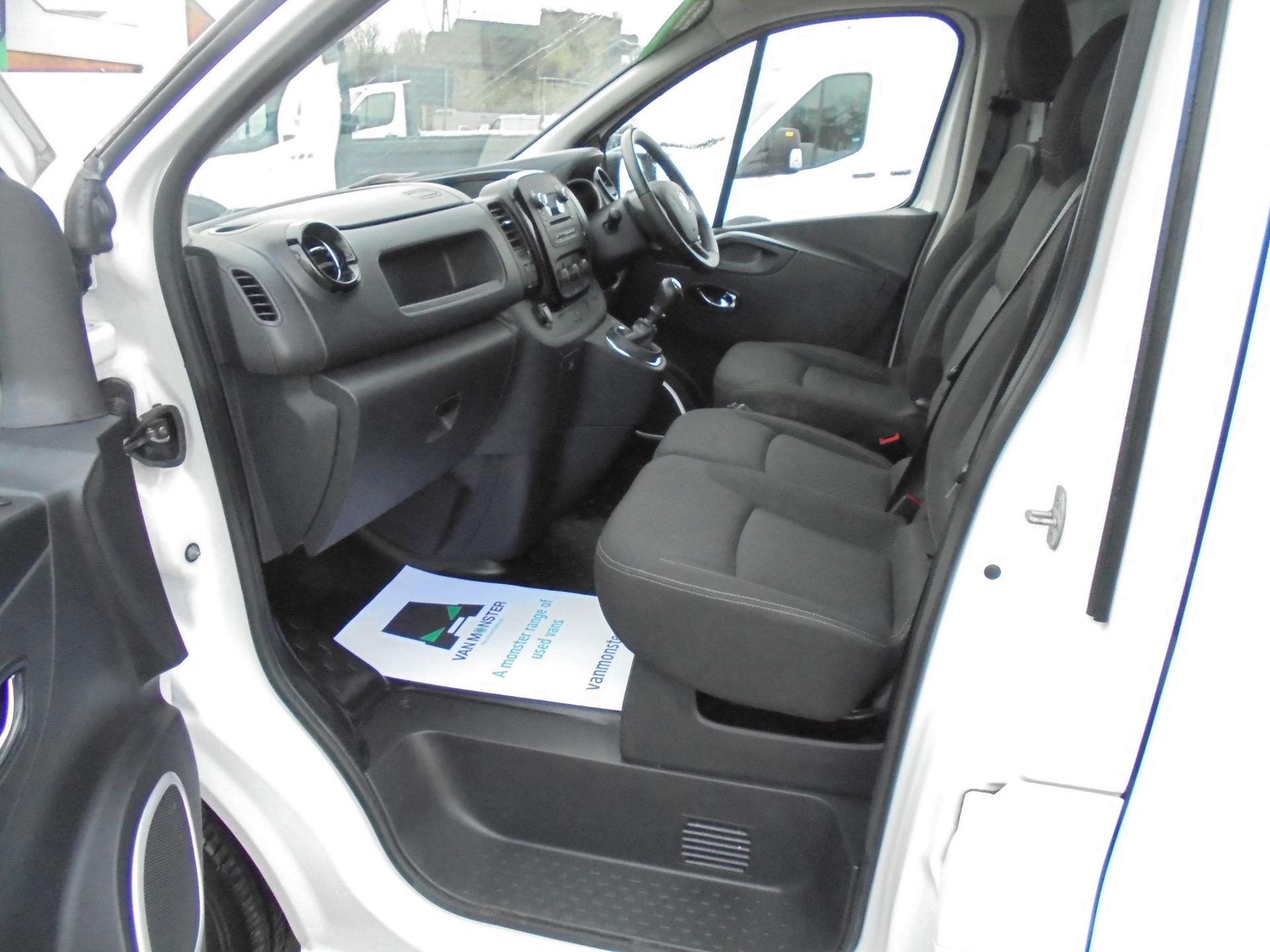 2018 Vauxhall Vivaro 2900 1.6Cdti 120Ps Sportive L2 H1 Van (DN68YJO) Image 24