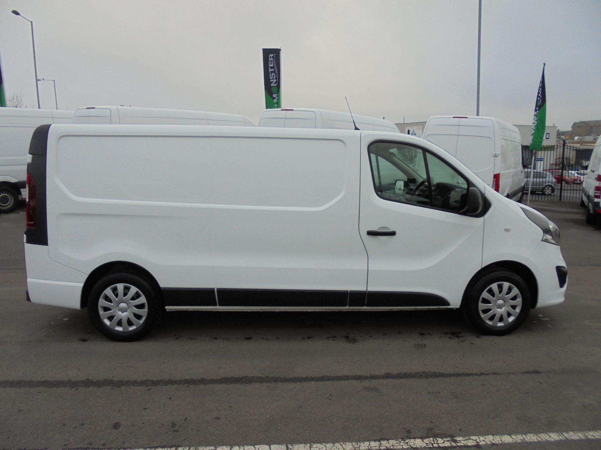 2018 Vauxhall Vivaro 2900 1.6Cdti 120Ps Sportive L2 H1 Van (DN68YJO) Image 8