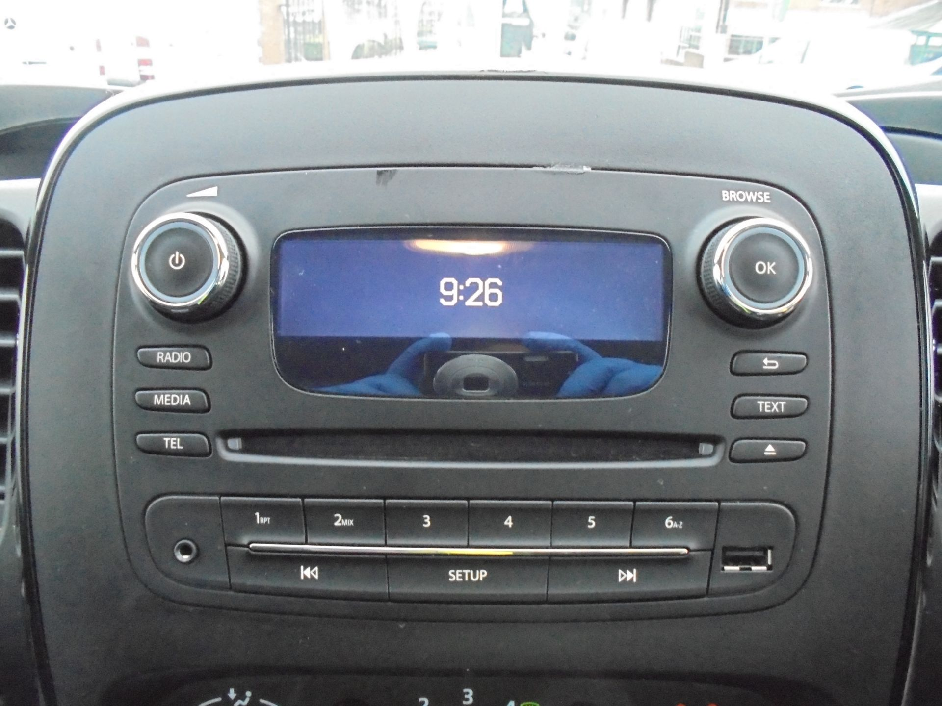 2018 Vauxhall Vivaro 2900 1.6Cdti 120Ps Sportive L2 H1 Van (DN68YJO) Image 19
