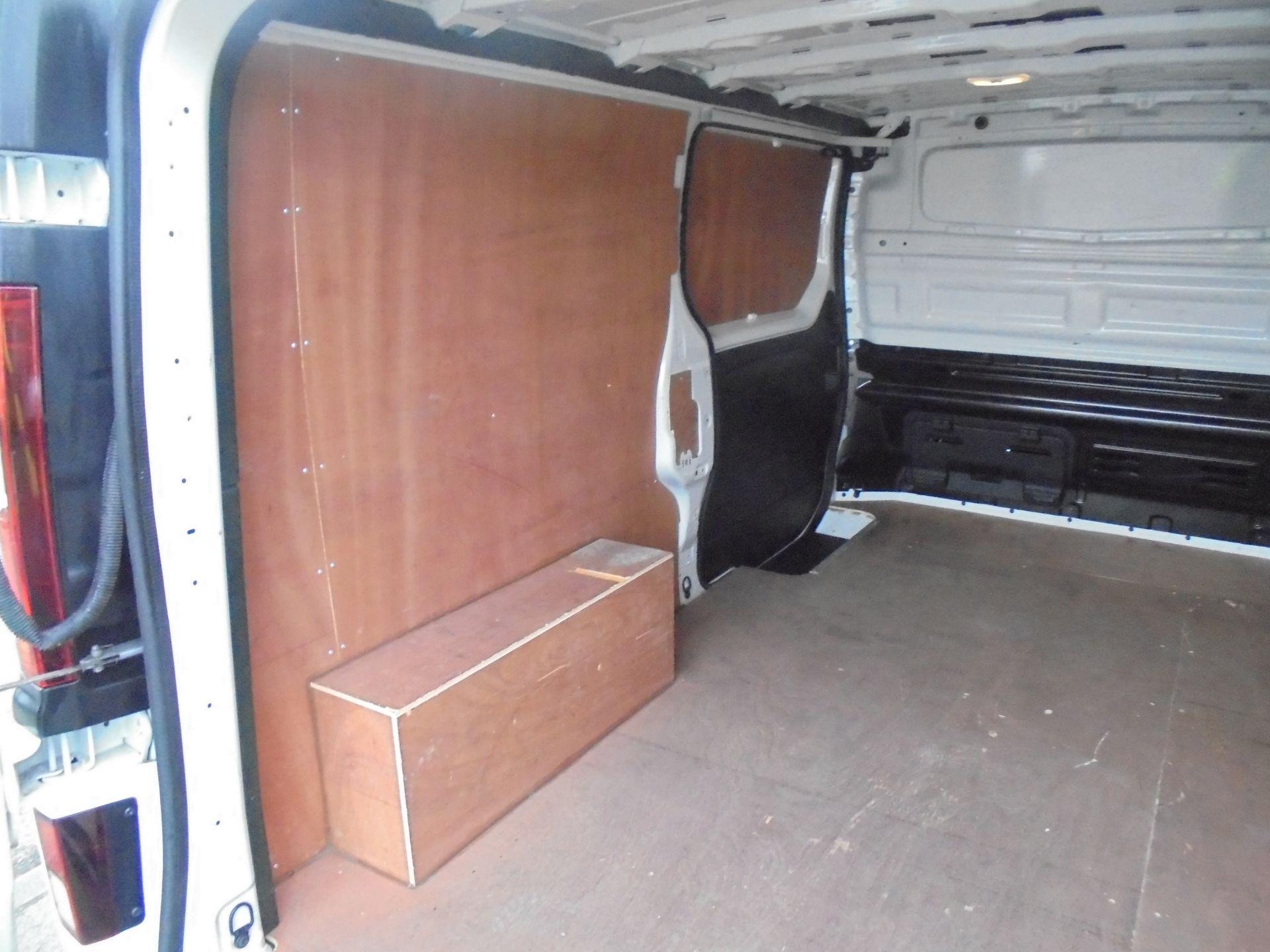 2018 Vauxhall Vivaro 2900 1.6Cdti 120Ps Sportive L2 H1 Van (DN68YJO) Image 30