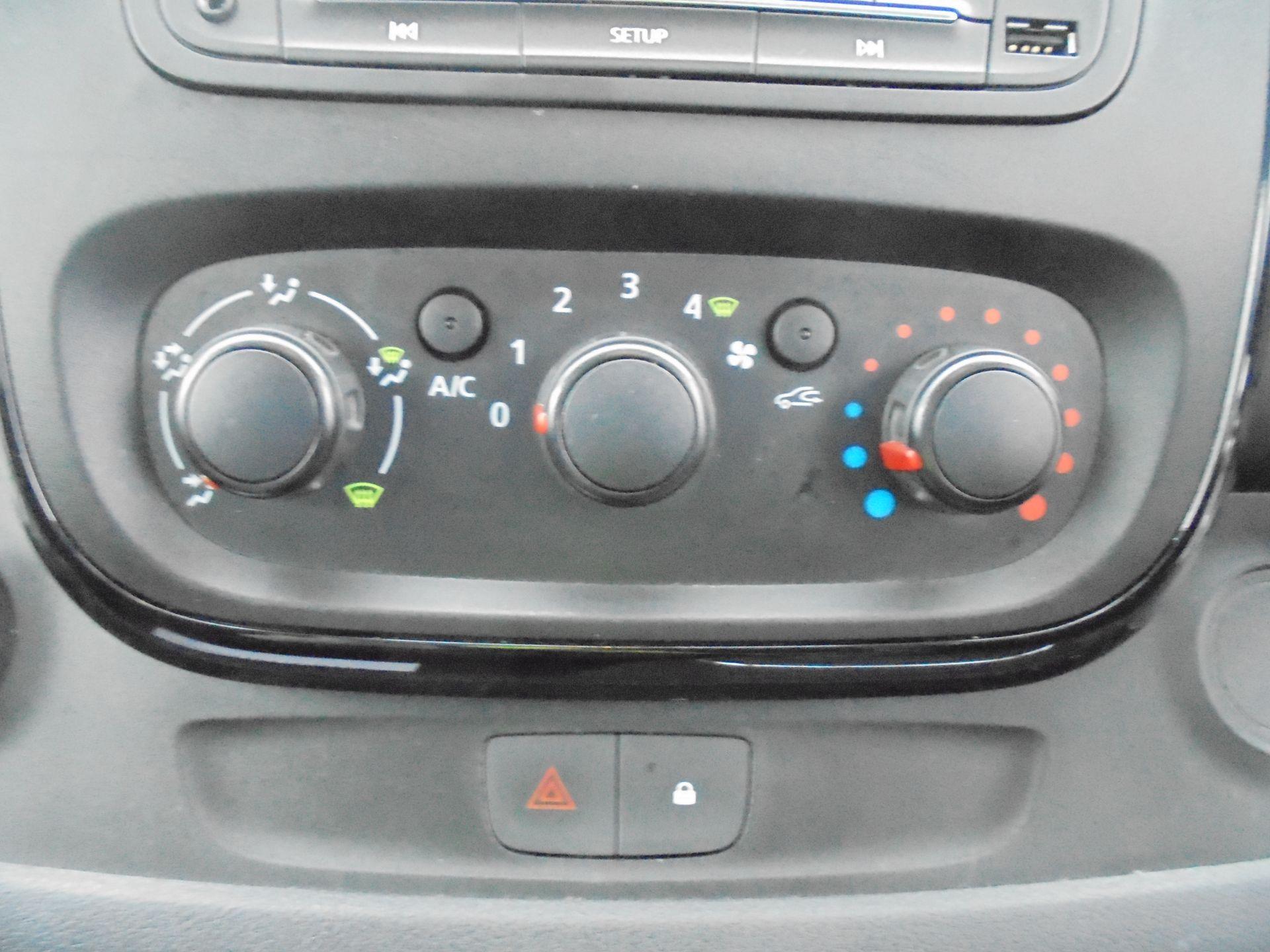 2018 Vauxhall Vivaro 2900 1.6Cdti 120Ps Sportive L2 H1 Van (DN68YJO) Image 20