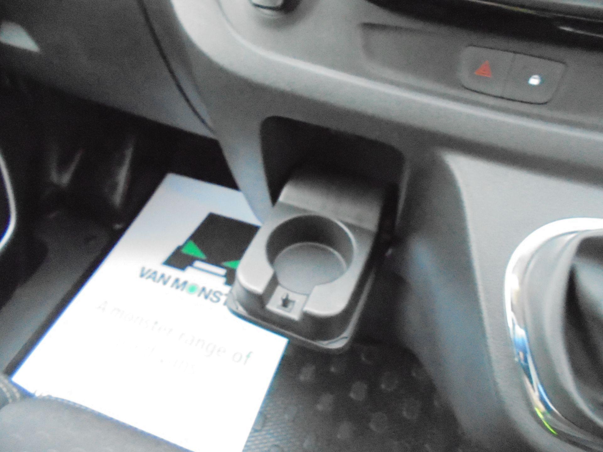 2018 Vauxhall Vivaro 2900 1.6Cdti 120Ps Sportive L2 H1 Van (DN68YJO) Image 22