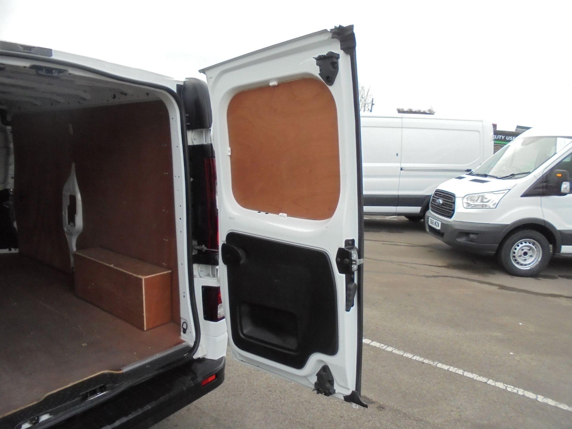 2018 Vauxhall Vivaro 2900 1.6Cdti 120Ps Sportive L2 H1 Van (DN68YJO) Image 33