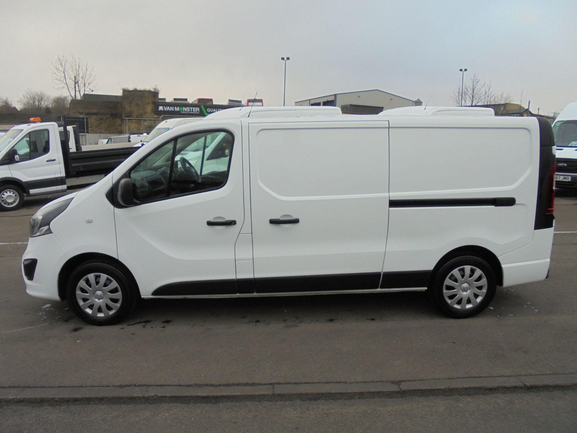 2018 Vauxhall Vivaro 2900 1.6Cdti 120Ps Sportive L2 H1 Van (DN68YJO) Image 4