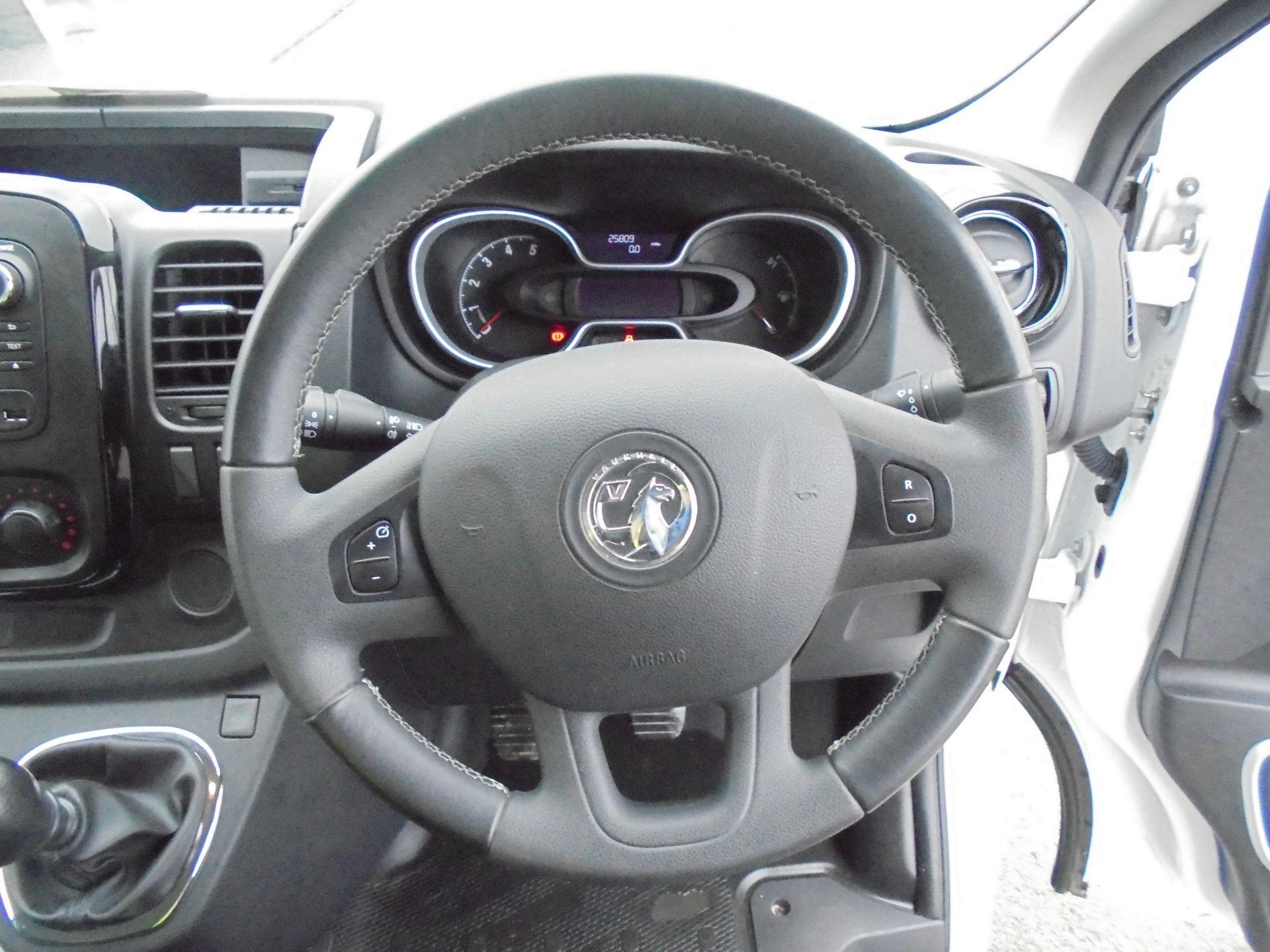 2018 Vauxhall Vivaro 2900 1.6Cdti 120Ps Sportive L2 H1 Van (DN68YJO) Image 12