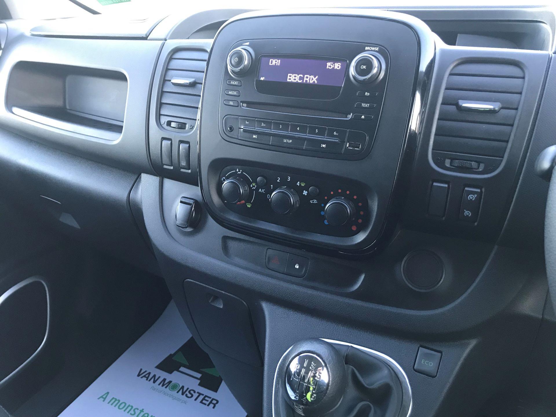 2018 Vauxhall Vivaro L2 H1 2900 1.6CDTI 120PS SPORTIVE EURO 6 (DN68YLJ) Image 26