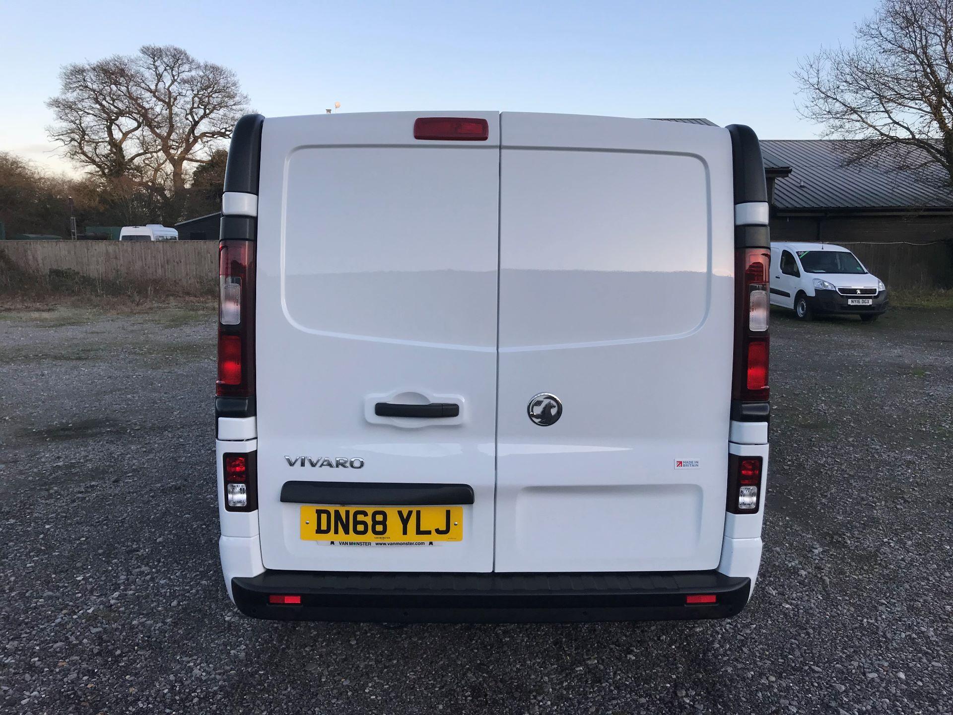 2018 Vauxhall Vivaro L2 H1 2900 1.6CDTI 120PS SPORTIVE EURO 6 (DN68YLJ) Image 5