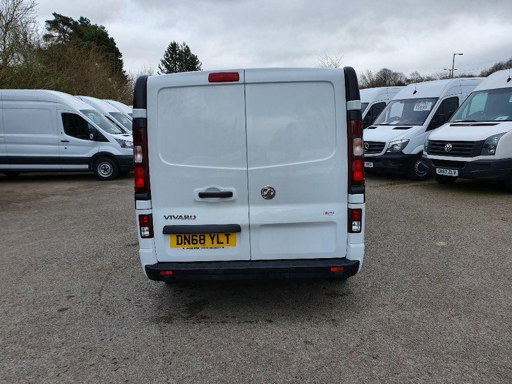 2018 Vauxhall Vivaro L2 H1 2900 1.6CDTI 120PS SPORTIVE EURO 6 (DN68YLT) Image 10