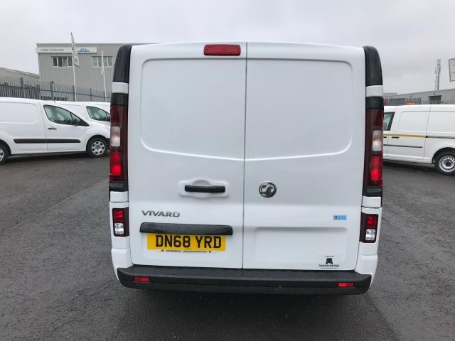 2018 Vauxhall Vivaro 2900 L2 H1 1.6CDTI 120PS SPORTIVE EURO 6 (DN68YRD) Image 22