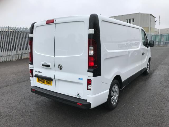 2018 Vauxhall Vivaro 2900 L2 H1 1.6CDTI 120PS SPORTIVE EURO 6 (DN68YRD) Image 3