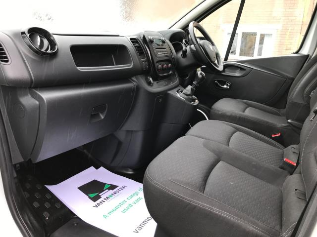 2018 Vauxhall Vivaro 2900 L2 H1 1.6CDTI 120PS SPORTIVE EURO 6 (DN68YRD) Image 20