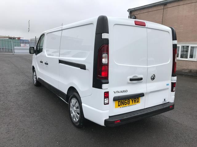 2018 Vauxhall Vivaro 2900 L2 H1 1.6CDTI 120PS SPORTIVE EURO 6 (DN68YRD) Image 4