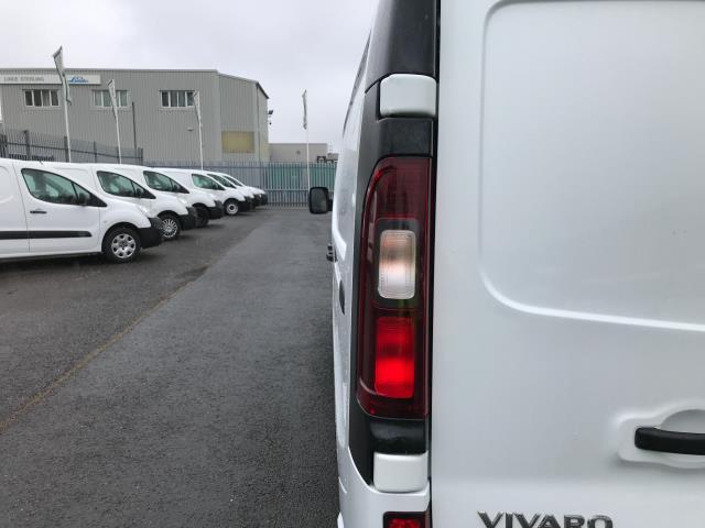 2018 Vauxhall Vivaro 2900 L2 H1 1.6CDTI 120PS SPORTIVE EURO 6 (DN68YRD) Image 36