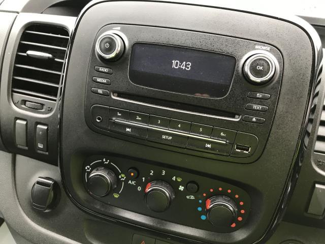 2018 Vauxhall Vivaro 2900 L2 H1 1.6CDTI 120PS SPORTIVE EURO 6 (DN68YRD) Image 13