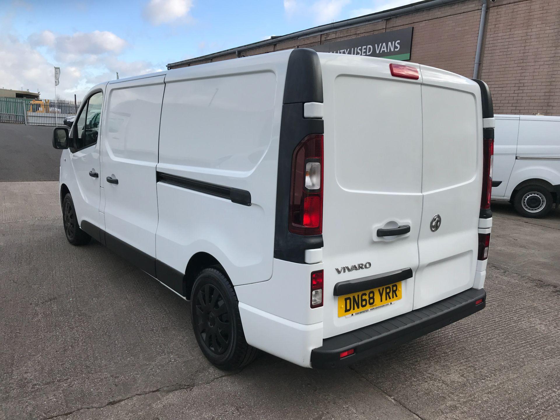2018 Vauxhall Vivaro 2900 L2 H1 1.6CDTI 120PS SPORTIVE EURO 6 (DN68YRR) Image 10