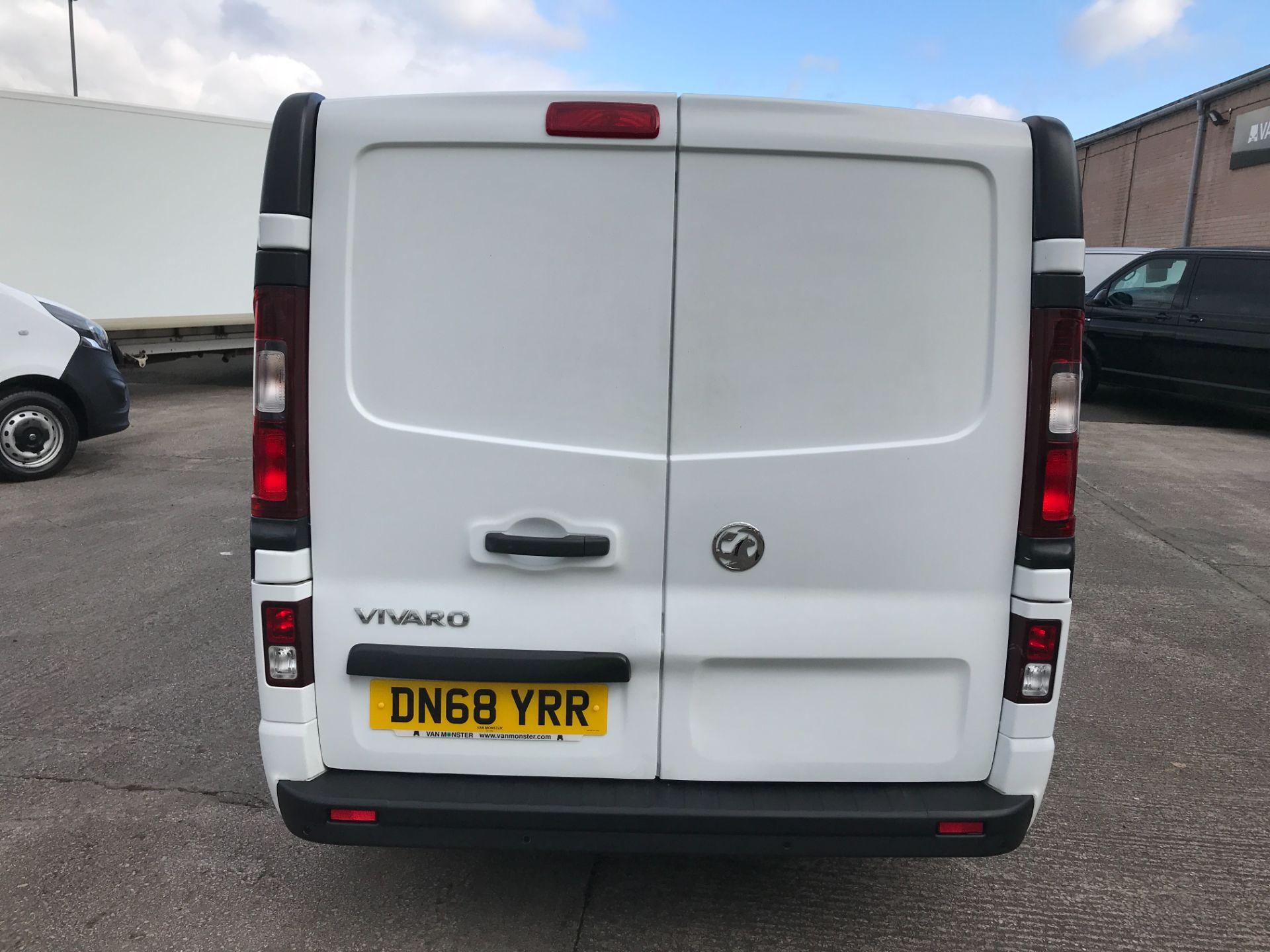 2018 Vauxhall Vivaro 2900 L2 H1 1.6CDTI 120PS SPORTIVE EURO 6 (DN68YRR) Image 9