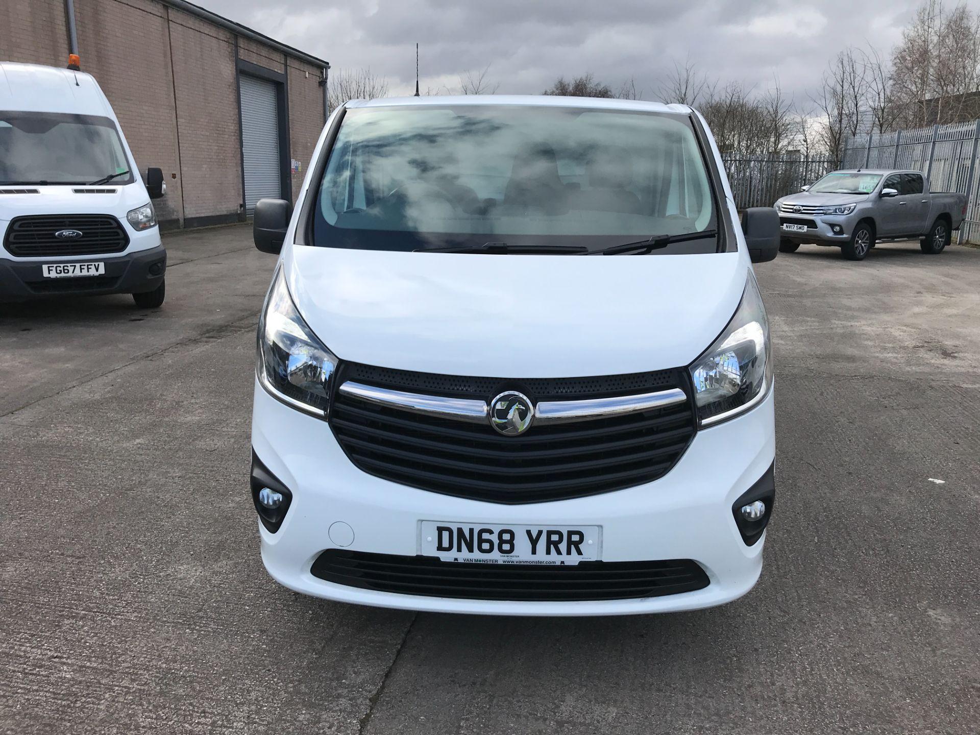 2018 Vauxhall Vivaro 2900 L2 H1 1.6CDTI 120PS SPORTIVE EURO 6 (DN68YRR) Image 14