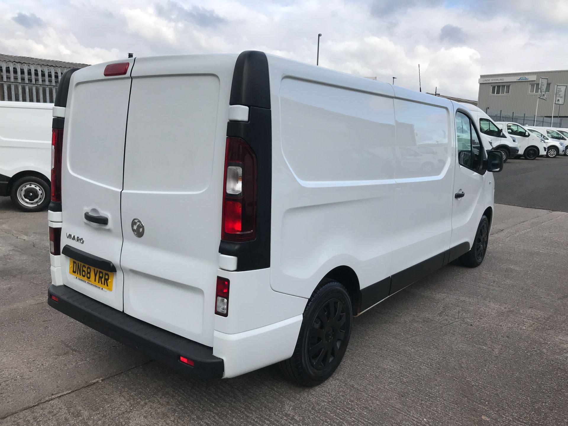 2018 Vauxhall Vivaro 2900 L2 H1 1.6CDTI 120PS SPORTIVE EURO 6 (DN68YRR) Image 8