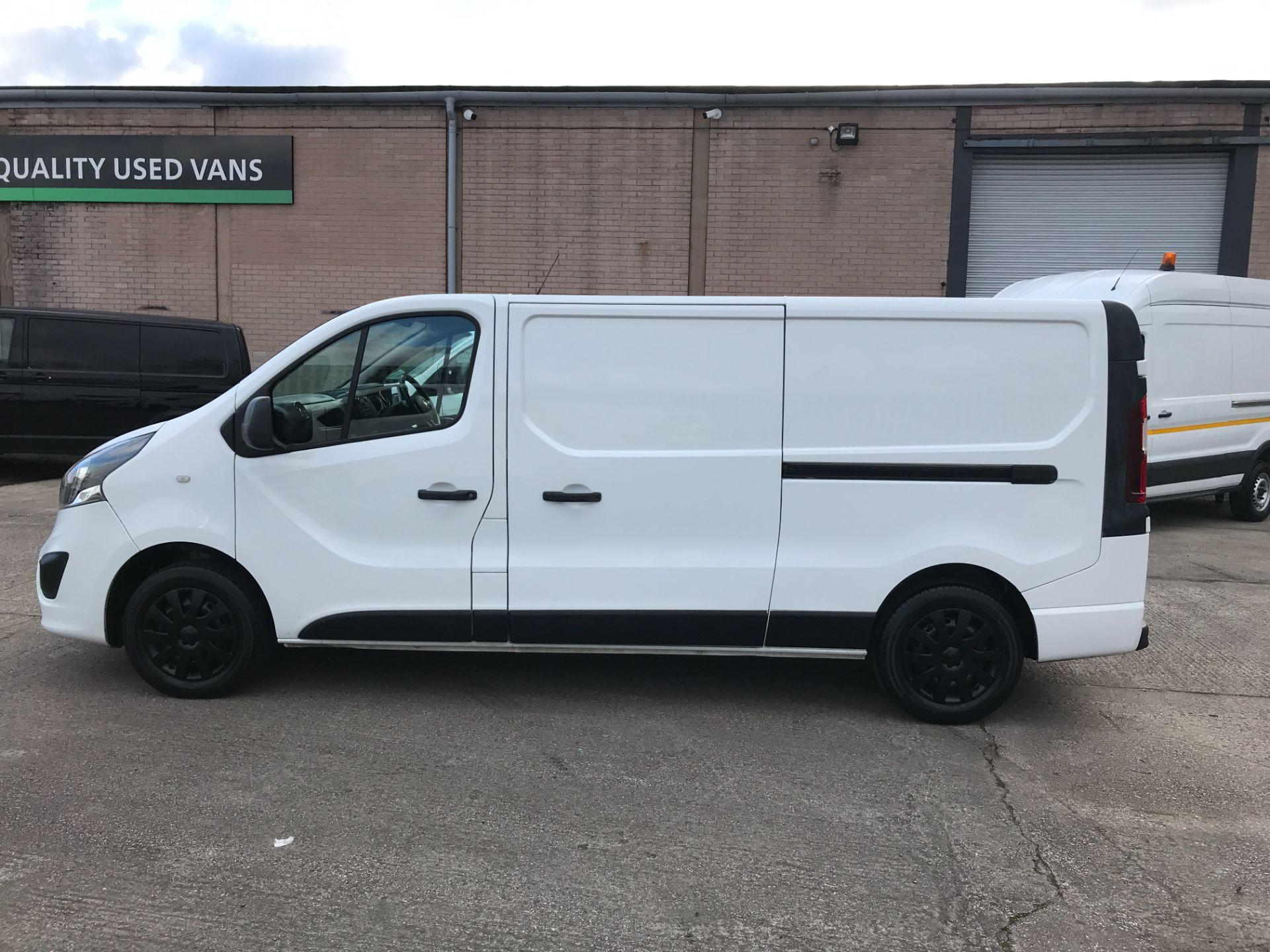 2018 Vauxhall Vivaro 2900 L2 H1 1.6CDTI 120PS SPORTIVE EURO 6 (DN68YRR) Image 11