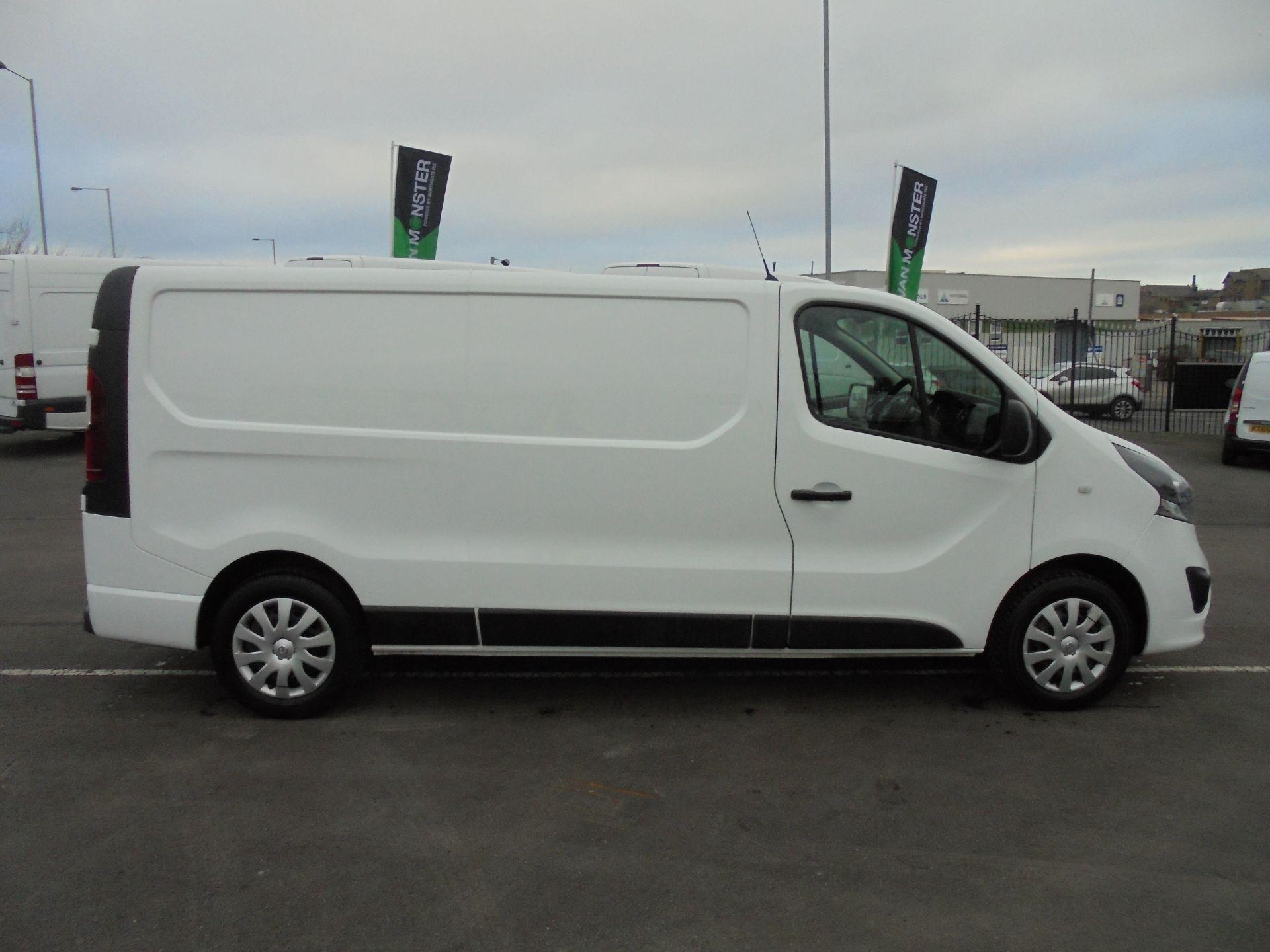 2018 Vauxhall Vivaro 2900 1.6Cdti 120Ps Sportive L2 H1 Van (DN68YRS) Image 8