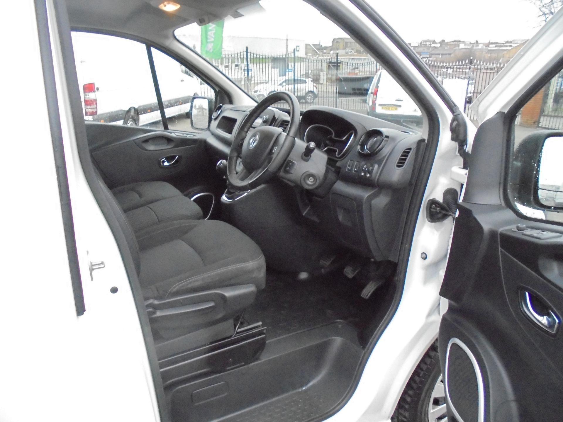 2018 Vauxhall Vivaro 2900 1.6Cdti 120Ps Sportive L2 H1 Van (DN68YRS) Image 9