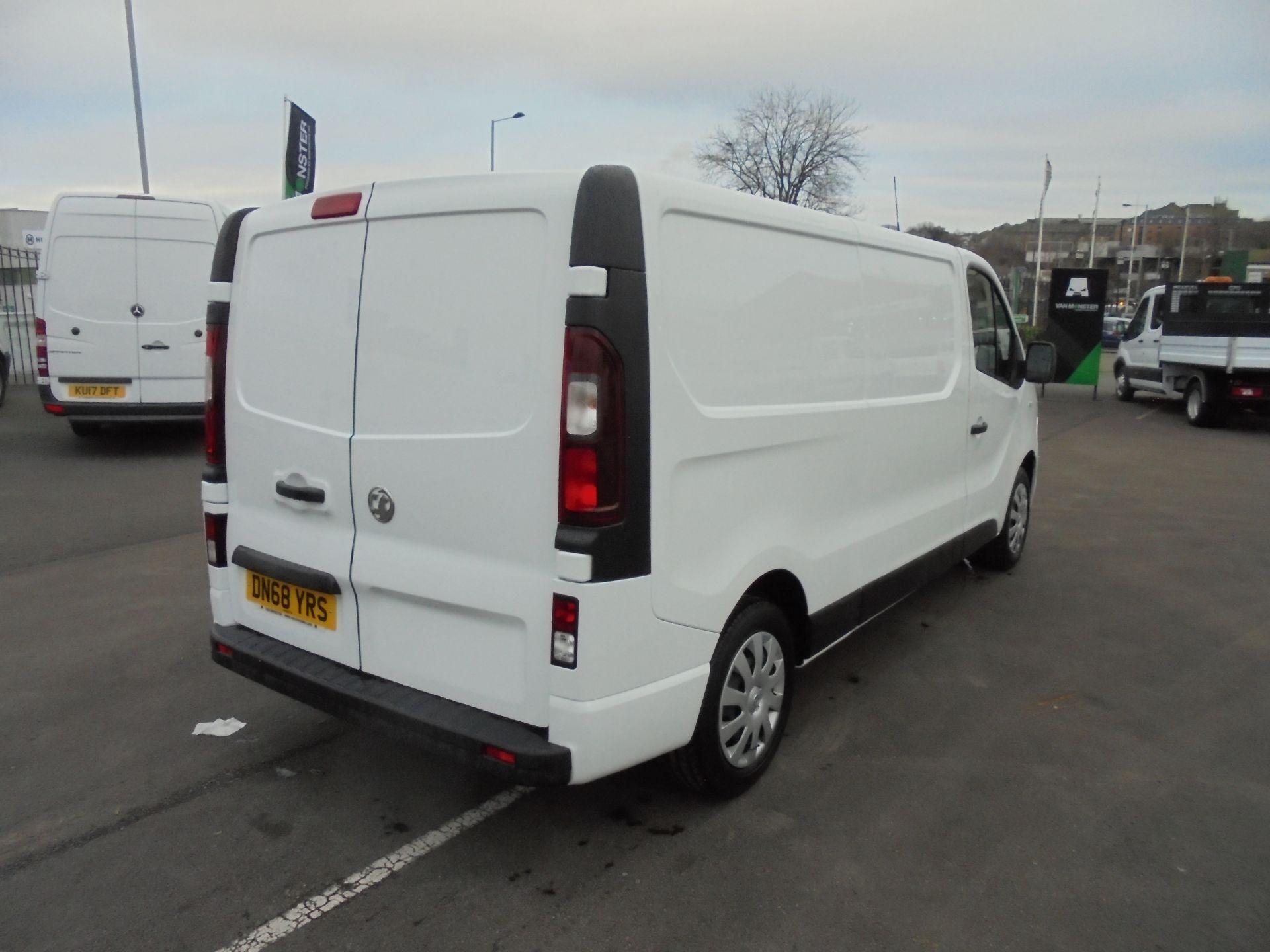 2018 Vauxhall Vivaro 2900 1.6Cdti 120Ps Sportive L2 H1 Van (DN68YRS) Image 7