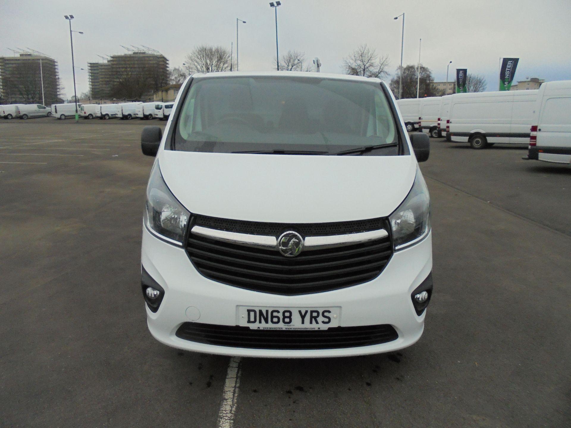 2018 Vauxhall Vivaro 2900 1.6Cdti 120Ps Sportive L2 H1 Van (DN68YRS) Image 2