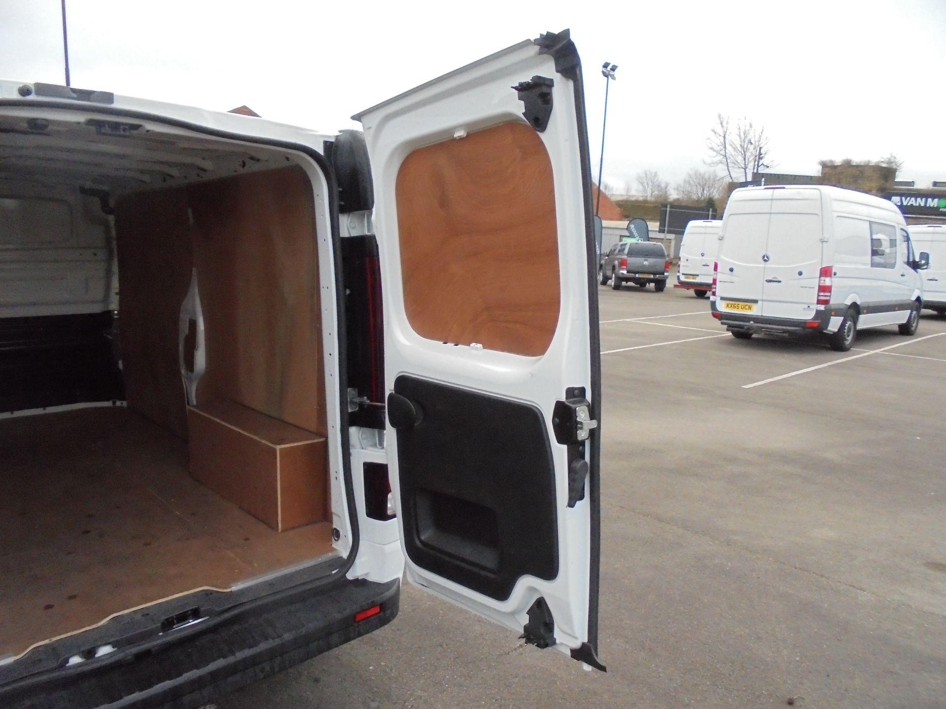 2018 Vauxhall Vivaro 2900 1.6Cdti 120Ps Sportive L2 H1 Van (DN68YRS) Image 27