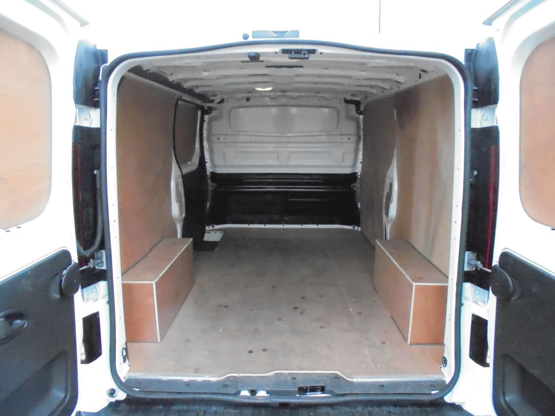 2018 Vauxhall Vivaro 2900 1.6Cdti 120Ps Sportive L2 H1 Van (DN68YRS) Image 25