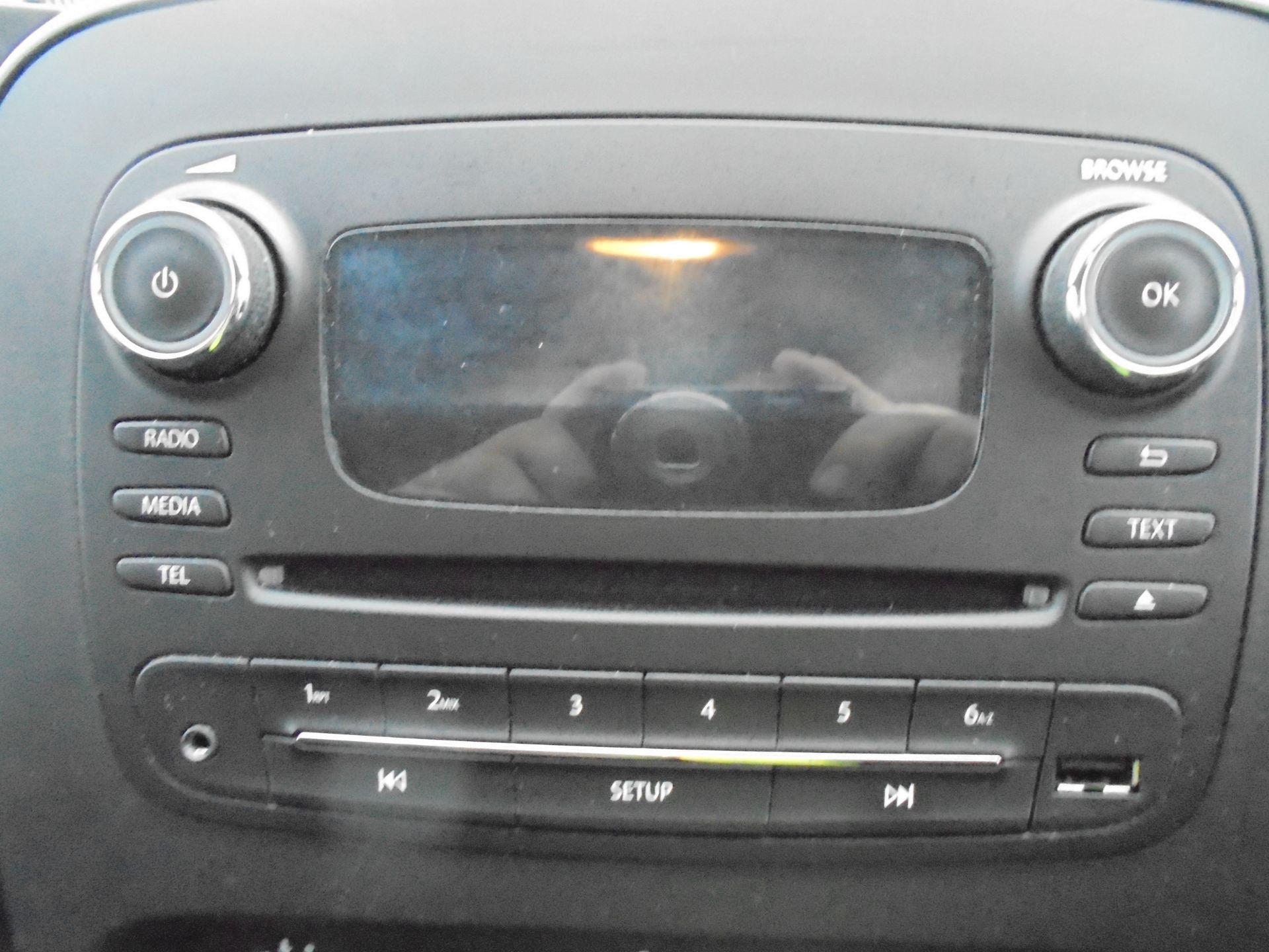 2018 Vauxhall Vivaro 2900 1.6Cdti 120Ps Sportive L2 H1 Van (DN68YRS) Image 17
