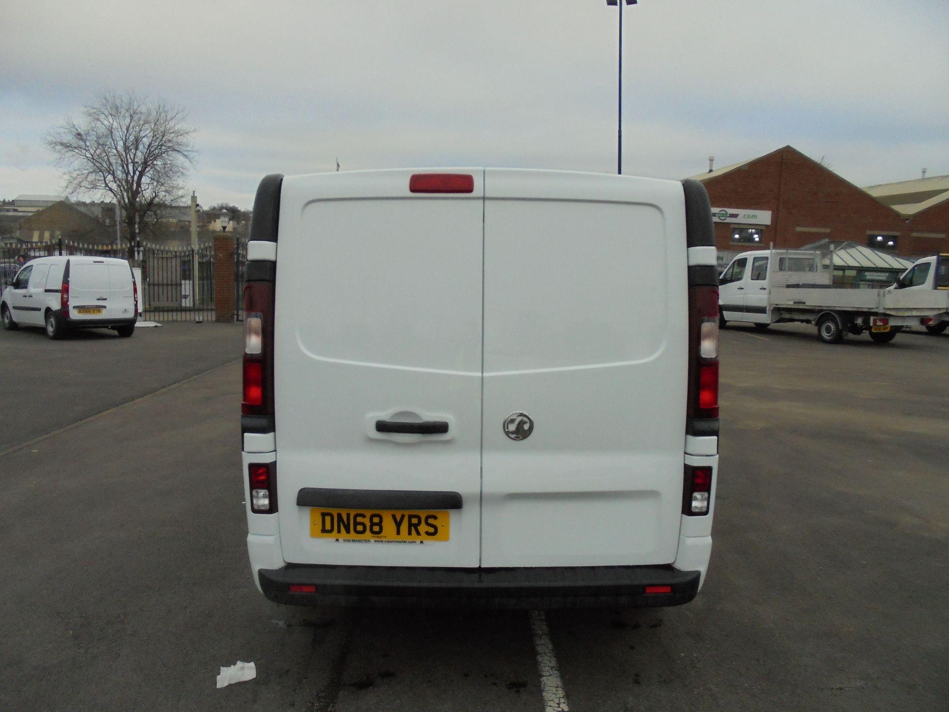 2018 Vauxhall Vivaro 2900 1.6Cdti 120Ps Sportive L2 H1 Van (DN68YRS) Image 6