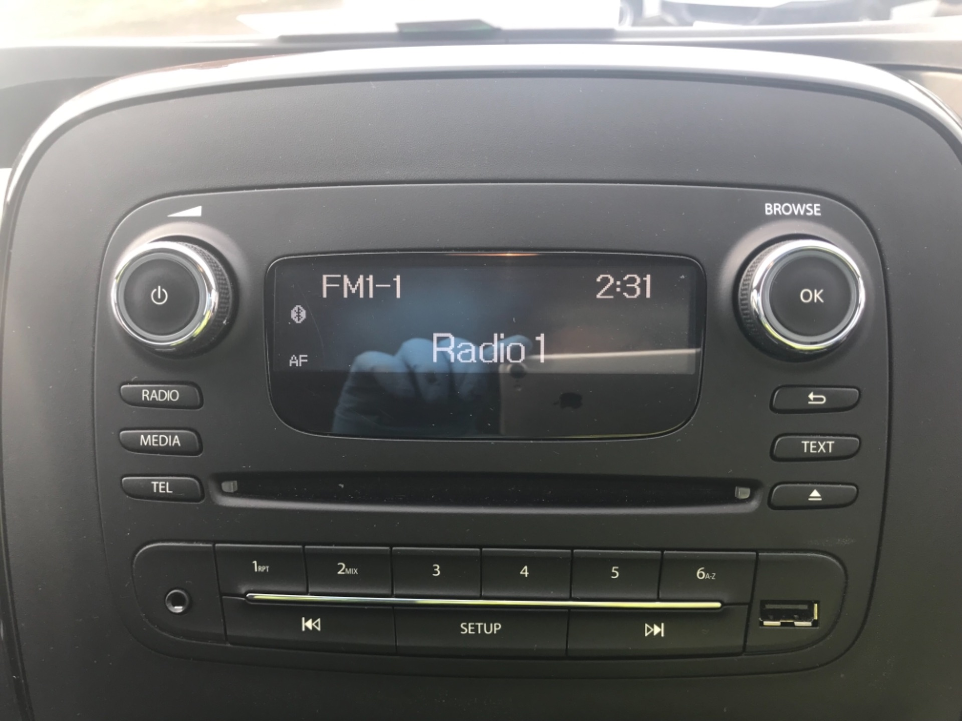 2018 Vauxhall Vivaro L2 H1 2900 1.6CDTI 120PS SPORTIVE EURO 6 (DN68YSU) Image 11