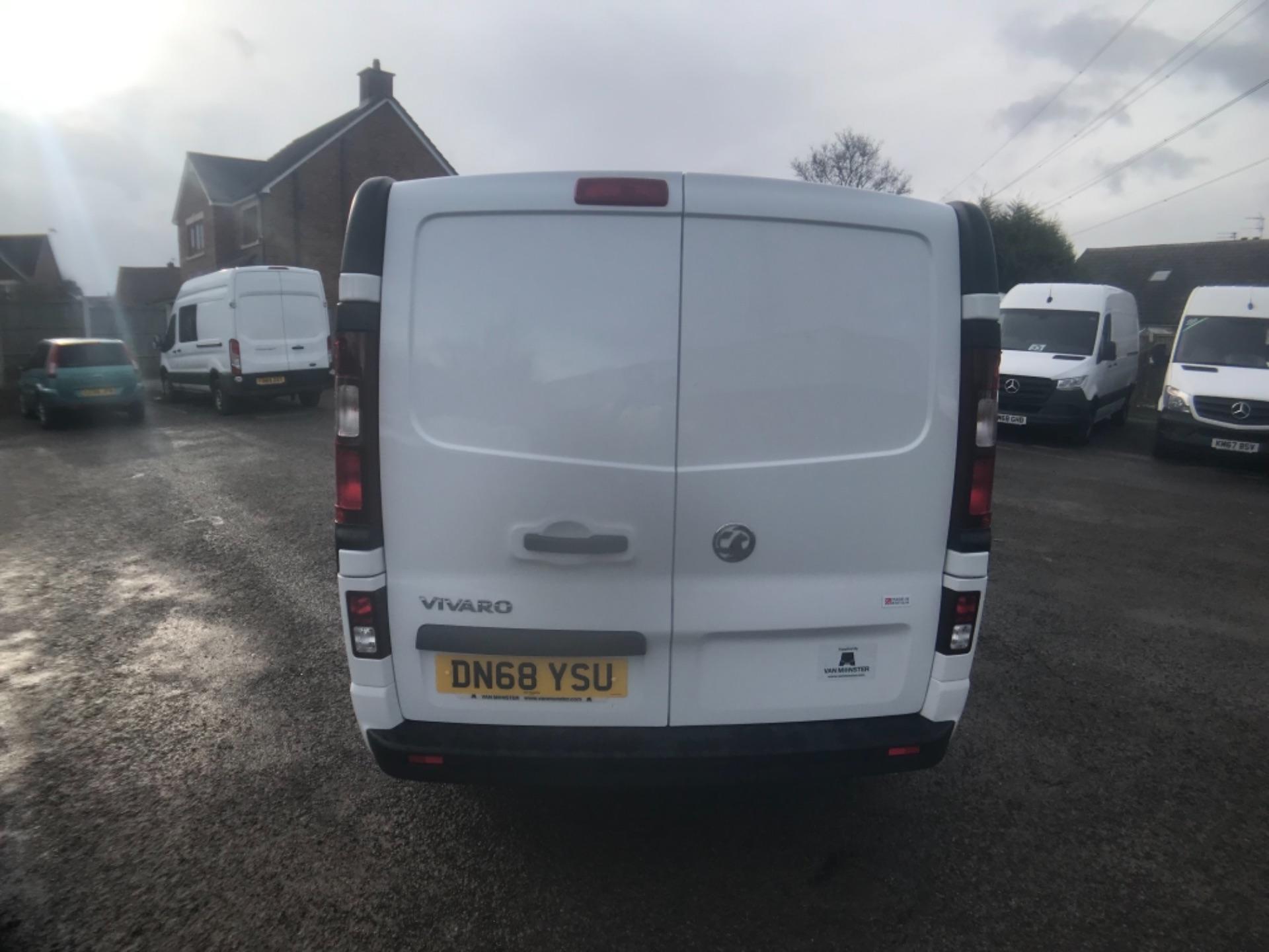 2018 Vauxhall Vivaro L2 H1 2900 1.6CDTI 120PS SPORTIVE EURO 6 (DN68YSU) Image 6