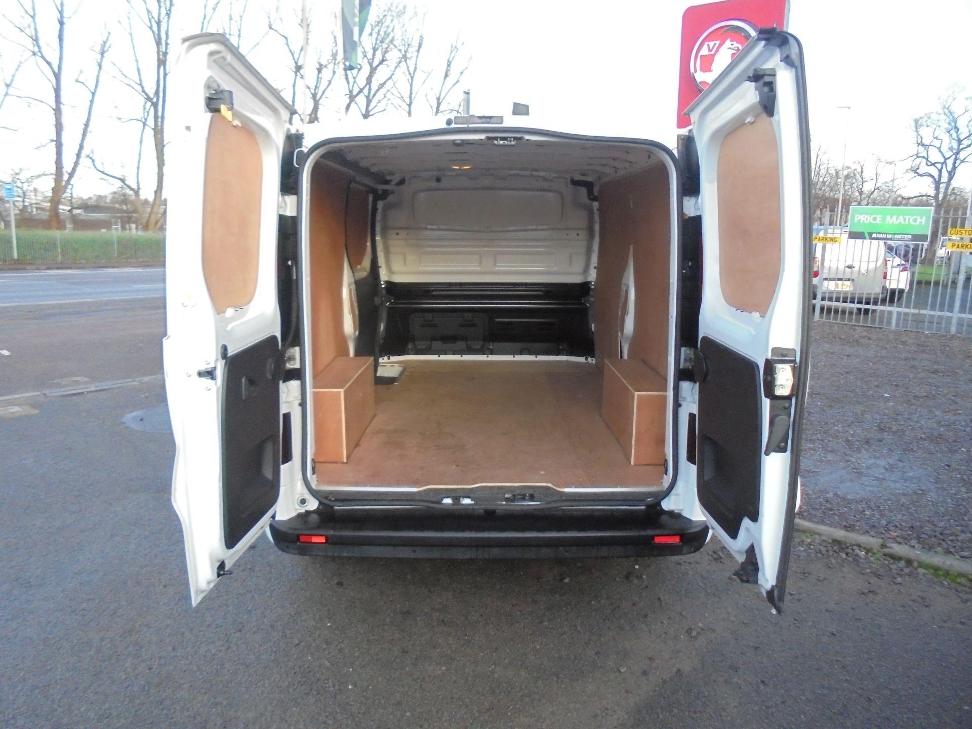 2018 Vauxhall Vivaro 2900 1.6Cdti 120Ps Sportive H1 Van (DN68YTW) Image 6