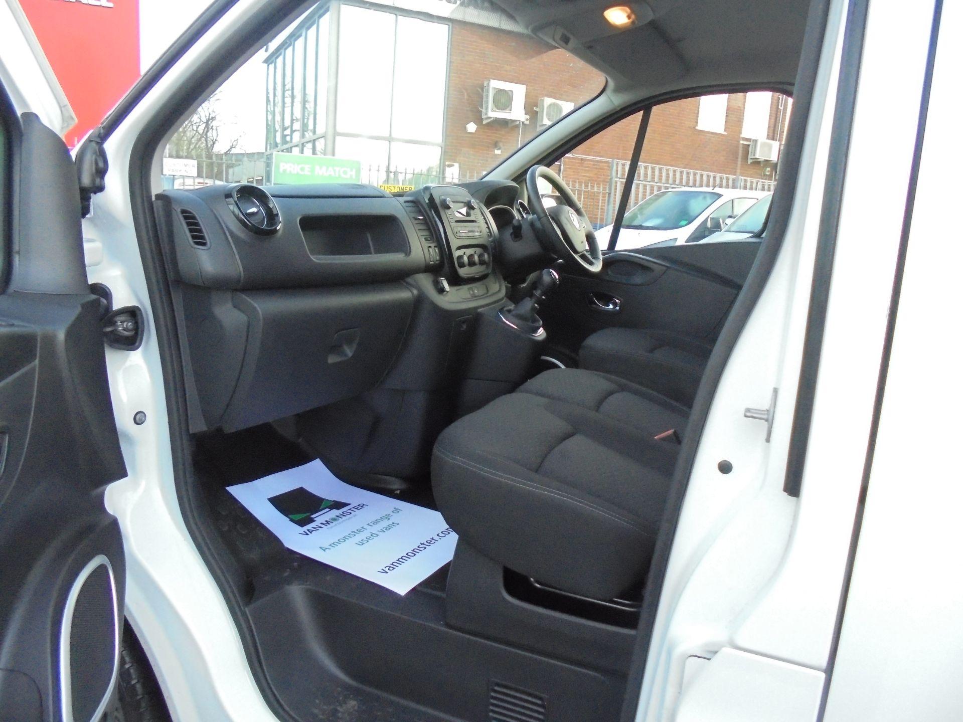 2018 Vauxhall Vivaro 2900 1.6Cdti 120Ps Sportive H1 Van (DN68YTW) Image 12