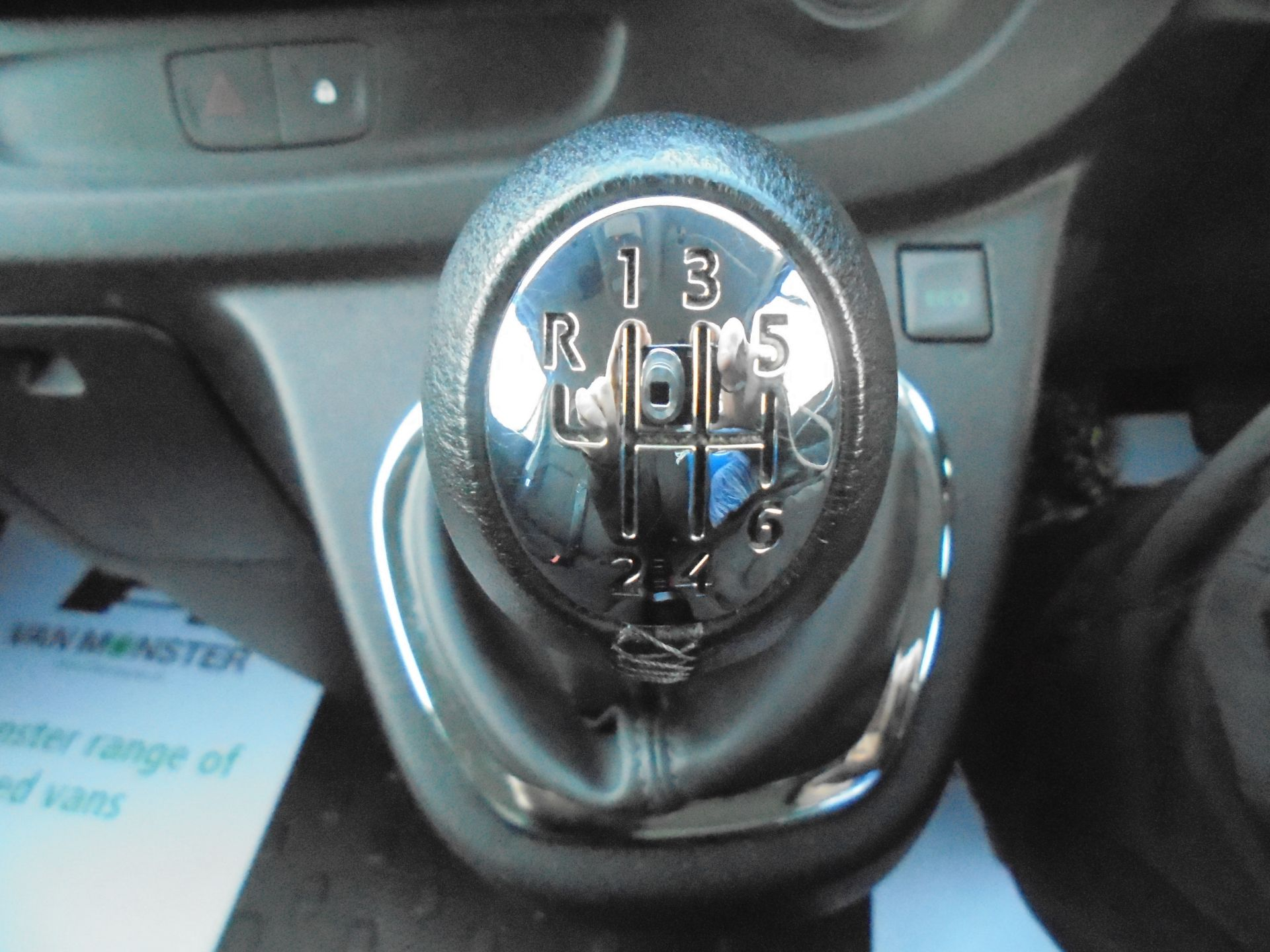 2018 Vauxhall Vivaro 2900 1.6Cdti 120Ps Sportive H1 Van (DN68YTW) Image 14