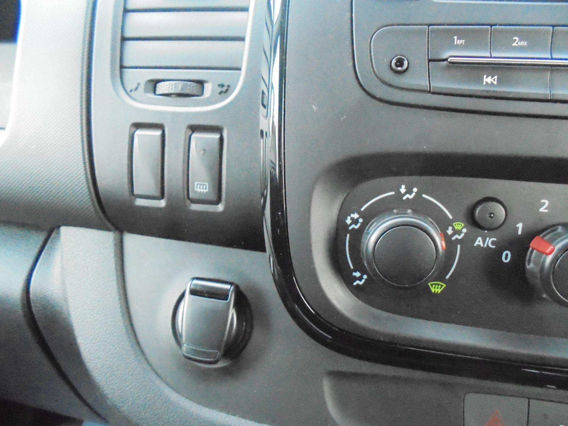 2018 Vauxhall Vivaro 2900 1.6Cdti 120Ps Sportive H1 Van (DN68YTW) Image 27