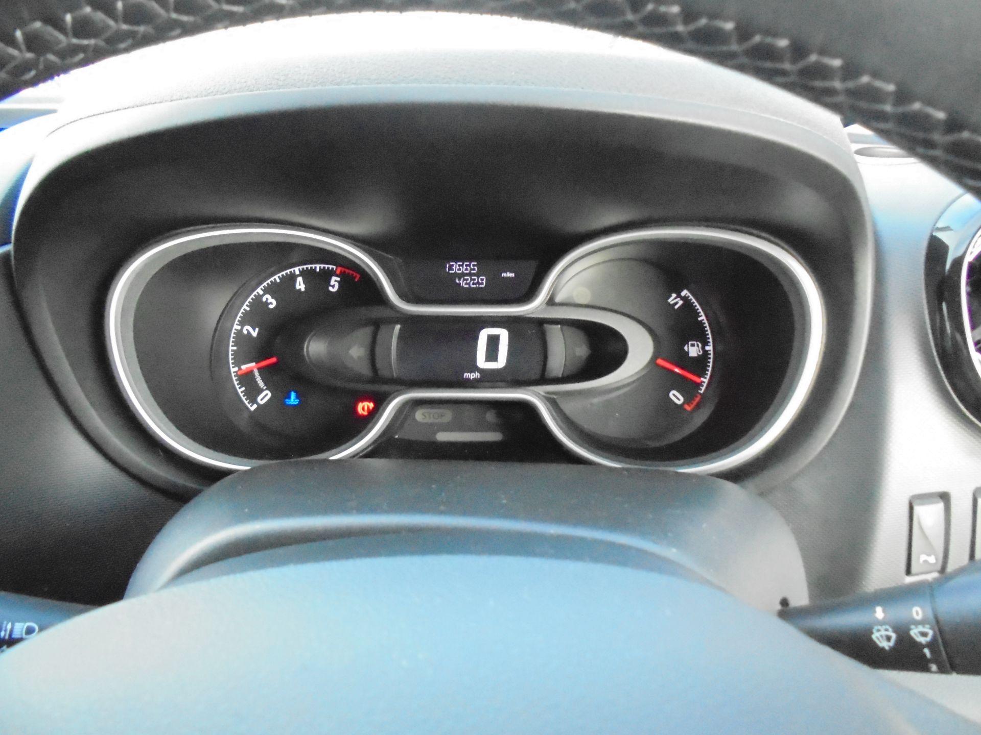 2018 Vauxhall Vivaro 2900 1.6Cdti 120Ps Sportive H1 Van (DN68YTW) Image 16